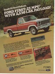 Amazon.com: Vintage Magazine Print: 1981 Tough Ford Pickup Trucks, F ...