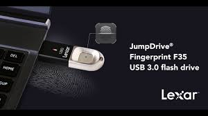 <b>Lexar</b>® <b>JumpDrive</b>® <b>Fingerprint F35</b> USB 3.0 <b>Flash Drive</b> - YouTube