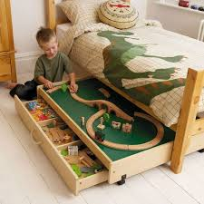 12 Incredible Ideas for Toy Storage. 9. Under Bed Drawers