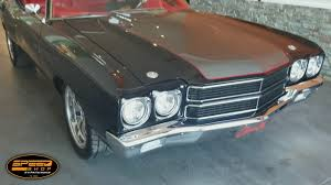 For Sale - From the Speed Shop! 1970 Chevy Chevelle - YouTube