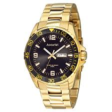 accurist mens gold tone watch mb1004b accurist watches market mens gold tone watch mb1004b