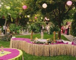 Outdoor Garden Party Decorations Archives Decoration Picture Also Simple  2017 Ideas Simple Garden Party Decoration