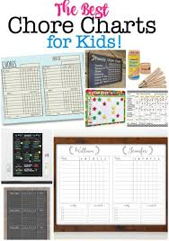 Make A Chore List The Best Chore Chart For Kids Momof6