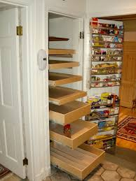 Kitchen Cabinets Corner Pantry Rectangle Corner Kitchen Pantry Cabinet With Pull Out Drawers Also