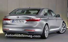2015 BMW 7 Series - Information and photos - ZombieDrive