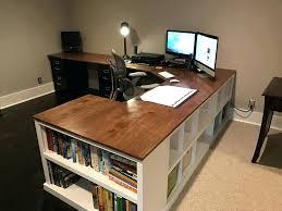 home office l desk. Diy L Desk Large Size Of Home Office Shaped Cute . E