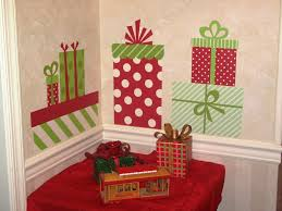 Christmas Decorations For The Wall Wall Hanging Christmas Decorations Home Wall Ideas Alluring