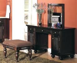 black makeup vanity with drawers. desk: white makeup vanity table with drawers lighted mirror australia black
