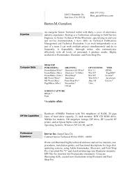 Resume Template Microsoft Word Mac Jospar