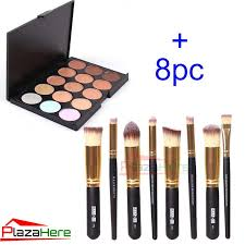 contour face cream makeup concealer palette professional professional foundation cosmetic makeup brush set kit s makeup set makeup brush set uk from