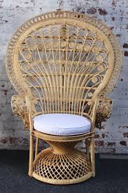 giant wicker chair