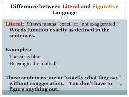 Figurative Language Worksheets Definition amp Examples 3777904 ...