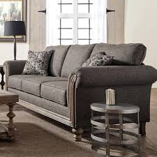 serta couch upholstery by furniture traditional stationary sofa with rolled arms serta couch reviews