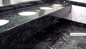 china black marquina marble countertops nero marquina vanity tops high quality black marble vanity tops white vein black marble