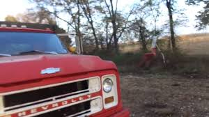 All Chevy chevy c60 : Chevy C60 Grain truck - YouTube