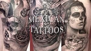 мексиканские татуировки значение 22 фото татуировки эскизы