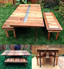 cooler table picnic table with gutter cooler in middle water cooler table fan coffee table cooler
