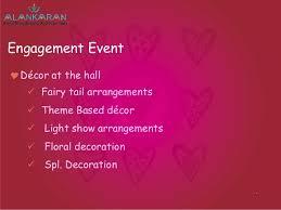 Wedding Planner Ppt Wedding Planning Presentation Alankaran Weddings Events Pvt Ltd