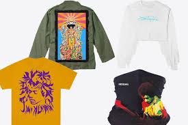 New <b>Jimi Hendrix</b> Clothing Store Launches Online
