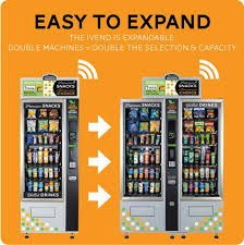 Vending Machines Calgary Extraordinary IVend Vending Machine BeTheBoss Canada
