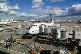 from heathrow to london