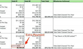 How To Payoff Credit Card Debt Calculator Credit Card Debt Calculator Excel Payoff Worksheet Debit Template
