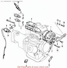 Generator wiring diagram ponents honda n360 life kt kq ku starter motor schematic ac high voltage