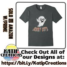 Scary T Shirts Designs Scary Cute Ghost Ghoul Halloween Spooky T Shirt Official