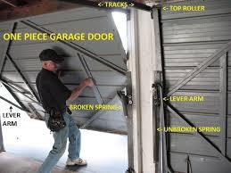 diy garage door opener installation luxury e piece garage door extension springs