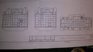 1uz vvti wiring diagram wiring diagrams 1uz fe vvti wiring loom stardard ecu