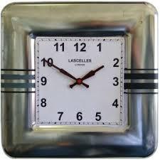 art deco wall clock uk