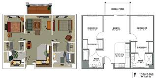 2 Bedroom Apartments Westwood Apartments Floor Plans  Hampton Apartments Floor Plans 2 Bedrooms