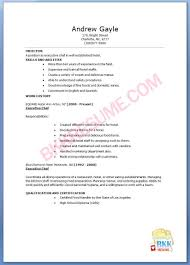 Culinary Resume Sample Sample Culinary Resume Objective Chef Resume