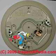 thermostat wire color codes and conventions honeywell thermostat backing plate showing wiring connections thermostat wire color codes
