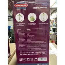 Máy xay sinh tố Sunhouse SHD 5112 - Máy xay sinh tố