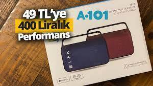 A101'deki 49 TL'lik Piranha kablosuz hoparlör inceleme - ShiftDelete.Net
