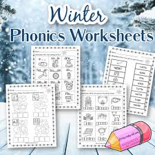 300 questions and answers to get a smart start feder c.w. Winter Phonics Worksheets Free Word Work