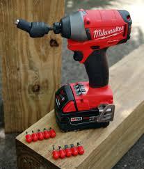 milwaukee impact drill bits. impact rated bit. milwaukee drill bits