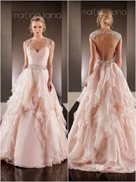 persuasive blush wedding dress medodeal com