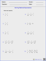 solving equations algebra worksheet worksheets for all