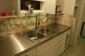 stainless steel countertops stainless steel stainless steel countertops cost per sq ft