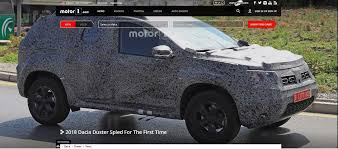 2018 renault duster india launch. contemporary duster 2018 renault duster front three quarters spy shot throughout renault duster india launch u