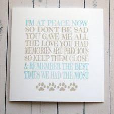 Sympathy Card Pet Loss Pet Sympathy Cards Ebay