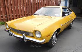 of WNY - 1971 Ford Pinto
