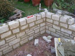 Small Picture The Concrete Block Retaining Wall Terrace Design Wall