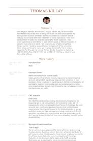 merchandiser resume samples   visualcv resume samples databasemerchandiser resume samples