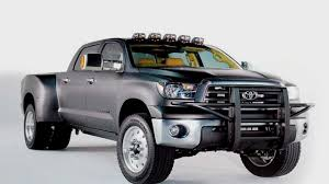 All New 2017 Toyota Tundra Redesign Toyota Car Reviews Youtube ...
