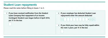 How To Calculate Student Loan Repayments As A Contractor It