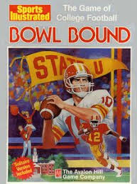 Bowl Bound College Football Charts Bowl Bound Board Game Boardgamegeek