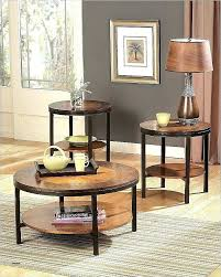 ashley furniture round coffee tables furniture coffee table set furniture round end tables beautiful inspirational end